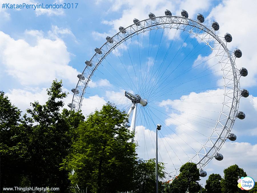 The London Eye Experience