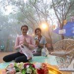 Making Merit at Khao Khitchakut