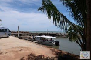 Santhiya Shuttle Boat to Koh Chang